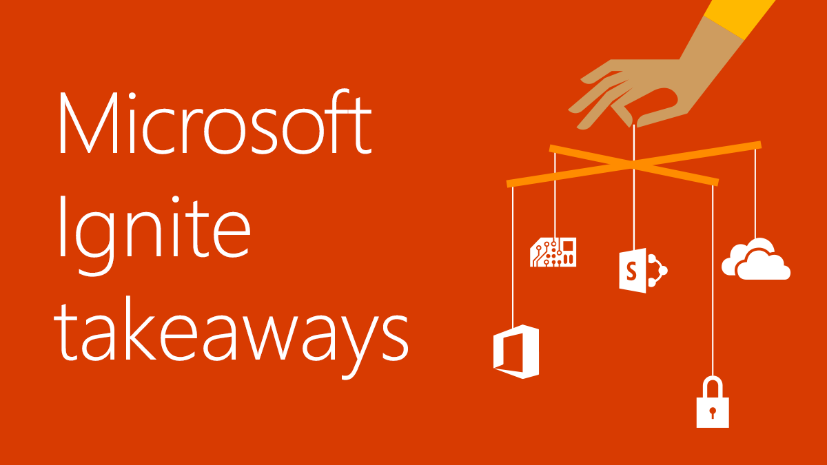 Relive the moments: Experience Microsoft Ignite on-demand