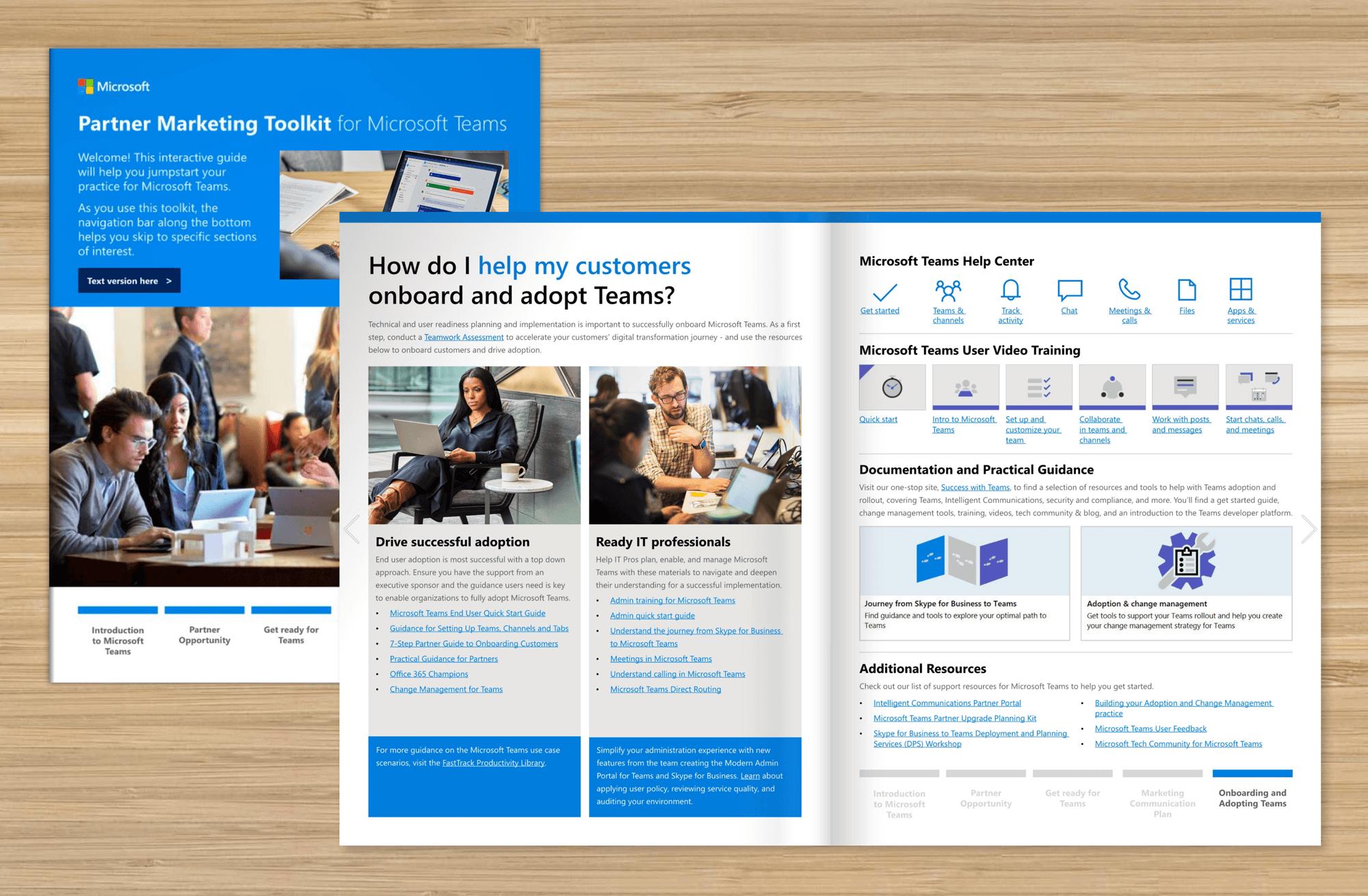 New Partner Marketing Toolkit For Microsoft Teams Mpnapacnew