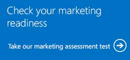 Check your marketing readiness