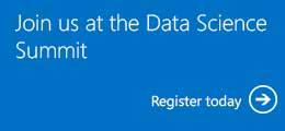 Join us at the Data Science Summit