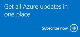 Azure updates in one place