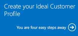 Create your Ideal Customer Profile
