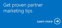 Get proven partner marketing tips