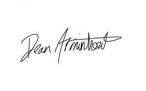 Digital Signature_Dean Armintrout