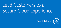 Lead Customers to a Secure Cloud Experience