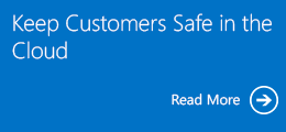 Keep Customers Safe in the Cloud