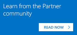 Learn from the Partner community