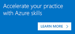 Accelerate your practice with Azure