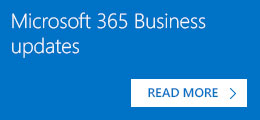 Microsoft 365 Business updates