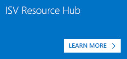 ISV Resource Hub