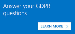 Answer your GDPR questions