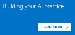Building your AI practice