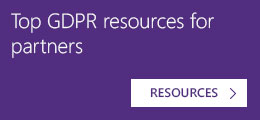 Top GDPR resources for partners