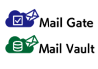メールセキュリティー対策ソリューション『Mail Gate/Mail Vault』